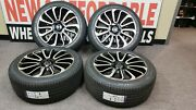 21 Rims Wheels New Tires Autobiography Fit Range Rover Sport Not Oem
