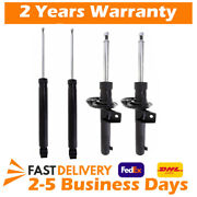 4x Front Rear Shock Absorbers Magnetic Ride For Audi Tt Tts Mkii Fwd 2007-2014
