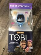 Little Tikes 655333 Tobi Robot Smartwatch - Blue New Sealed Fast Shipping