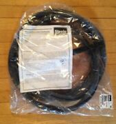 49-52 Chevy Pontiac 49-50 Olds 2dr Ht Conv Front Windshield Rubber Gasket Seal