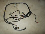 2004 Yamaha Raptor 660 Wire Wiring Harness Connections Connectors / Cracked Conn