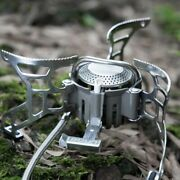 Free Shipping Outdoor Split Type Camping Cooking Stove, Cooking Gas,portable Sto