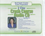 Real Estate License Exam Prep 13-disc Set Audio Book Training Learn Property +