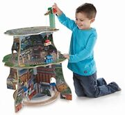Thomas And Friends Wooden Railway, Up And Around Adventure Tower
