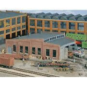 Walthers Cornerstone Ho Scale Model Roundhouse 8