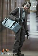 Hot Toys 1/6 The Dark Knight Mms249 The Joker Bank Robber Ver 2.0 Action Figure