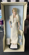Diana Princess Of Wales Porcelain Doll Franklin Mint Nib Extremely Rare