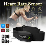 Hrm-tri Heart Rate Monitor Chest Strap For Sport Swimming Running Cycling