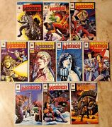 Eternal Warrior Lot 25 Comics And03990s Valiant 1-3 5-20 25-28 Yearbook Vf+/nm Rl0133