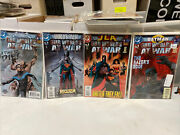 Batman Nightwing Worlds Finest Jla 1 Issues Lot Superman Out Worlds At War