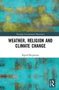 Weather Religion And Climate Change By Sigurd Bergmann Hardcover Book Free Ship