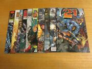 Lot Of 10 Image 1 Issue Comic Books 21, Alter Nation, Boof, Pitt, Kindred+++