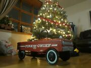 1960 Amf Fire Chief Pedal Car 3 Available