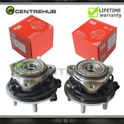 2 Front Wheel Hub Bearings For Ford Explore 95-01 Mercury Mountaineer 1997-2001