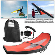 Lightweight Handheld Flying Wing Inflatable Surfboard For Surfing Water Sports