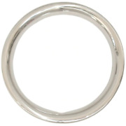 14 Stainless Steel Trim Ring Chrome Luster Beauty Ring