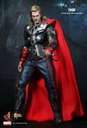 Hot Toys 1/6 Marvel The Avengers Mms175 Thor Odinson Movie Action Figure