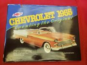 Chevrolet 1955 Creating The Original By Michael Lamm. Hard Cover Addition