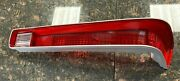 1970-72 Gto Tail Light Lamp Lens Plain Without Ribs Without Stainless Rh New