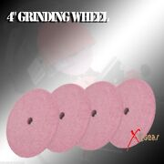Lots 4 Replacement Chainsaw Sharpener 4 Grinding Wheel
