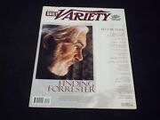 2000 December 18 Variety Magazine - Finding Forrester - Sean Connery - L 2103