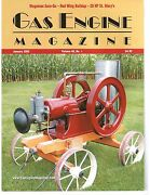 Wogaman Sure-go, 20 Hp St. Mary's, Oddball Engines, Oil Field Timeline, Wico