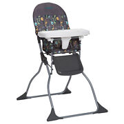 Full Size Baby High Chair Seat Foldable Adjustable Safe Child Tray Eat Feeding