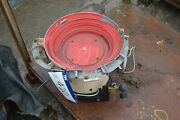 Rna 110 Volt Automated Inclined Rotary Bowl Small Parts Feeder
