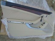 Genuine Gm 25838298 Cadillac 2011 Cts Door Panel Cashmere Lh Power Switches Nos
