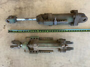 Vintage John Deere Tractor A3162r Hydraulic Cylinders For Parts / Repair Project
