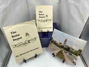Lot Of 3 Union Pacific Railroad Collectibles The Boise Depotphoto And 2 Pamphlets