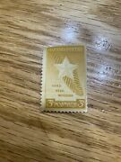 One 1948 Usa Gold Star Mothers 3 Cent Stamp Unused