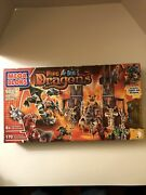 Mega Bloks Fire And Ice Dragons