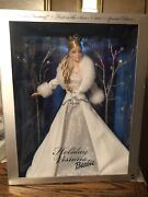 Holiday Visions Winter Fantasy 2003 Barbie Doll Nfrb