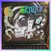 Melt Cosmetics X Beetlejuice Limited Edition Pr Collection Boxed Set T-shirt Xl