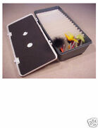 Special Mate Model 5128 Tackle Box In White And Grey