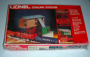 Lionel Coaling Station 6-2788 New Old Stock Sealed O Scale Train