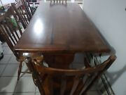 Cushman Colonial Antique Creation - Complete Dining Room Set