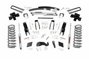 Rough Country 5 Lift Kit Fits 1994-1999 Ram Truck 2500 4wd W N3 Shocks Lifted