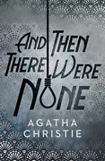 Agatha Christie-and Then There Were None Uk Import Bookh New