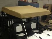 Polaris Ranger Crew Midsize 2011-2014 Soft Top Roof Cover   Custom Made To Order
