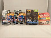 Matchbox - Hot Wheel Vintage Mixed Lot Of 27 Die Cast Collectible Vehicles