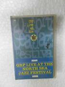 Grp Live At North Sea Jazz John Patitucci Robben Ford Cassette India Clamshell