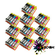 50 Ink Cartridge Replace For Hp 564xl Photosmart 5510 6510 6520 7510 7520 5520