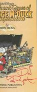 Don Rosa Auto Uncle Scrooge Companion By Gemstone Tpb Oop