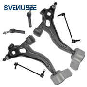 6pc Control Arm Sway Bar End Link For Ford Taurus Flex Lincoln Mks Mkt