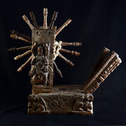 Spinning Wheel Cakra Gift Wedding For Bride 18th Century Nepal Quality Museum