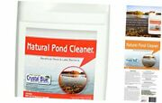 Natural Pond Cleaner - Muck And Sludge Remover, Safe For Koi - 1 Gallon