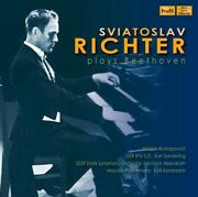 Richter Plays Beethoven [new Cd]