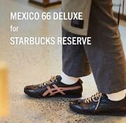 Starbucks Roastery X Onitsuka Tiger Collabo Limited Sneakers Us Woman 8 New Rare